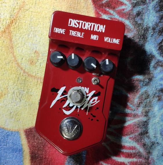 Visual Sound Son Of Hyde V2 Distortion C/ Mod - Willaudio