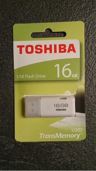 Pendrive 16 Gb Toshiba