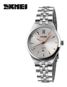 Relógio Feminino Casual Skmei Original Aprova D