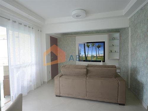 Imagem 1 de 16 de Apartamento Na Praia Da Enseada, Guarujá - 7083