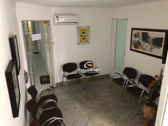 Sala À Venda, 50 M² Por R$ 230.000 - Miramar - João Pessoa/pb - Sa0054