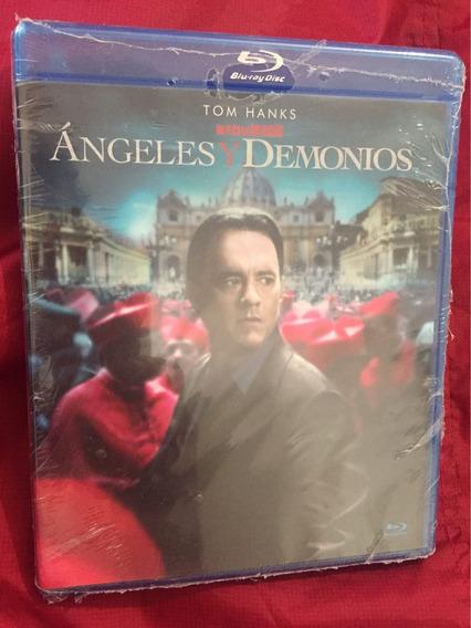 Ángeles Y Demonios Tom Hanks Dan Brown Nueva Y Sellada