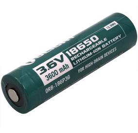 Bateria Recarregável Olight 18650 3600mah 3,6v