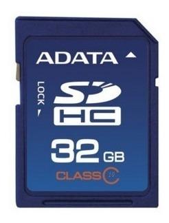 Adata Sdhc 32gb -excelente