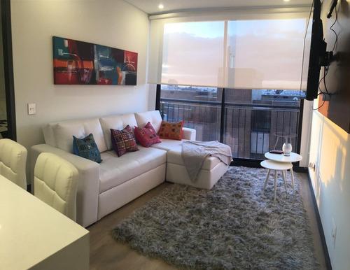 Espectacular Apartamento En Chico