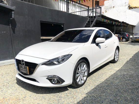 Mazda 3 Grand Touring 2000cc At