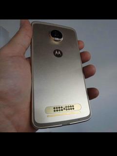 Celular Motorola Z2 Play Ouro