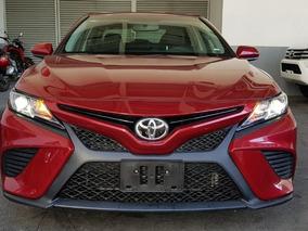 Toyota Camry 4p Se L4/2.5 Aut
