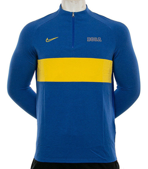Buzo Boca Juniors Dry Acd Dril Top Nike
