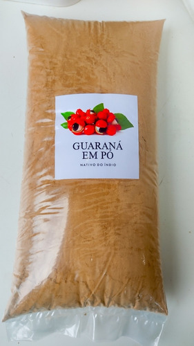 Imagem 1 de 1 de Guaraná Em Pó Original 1kg