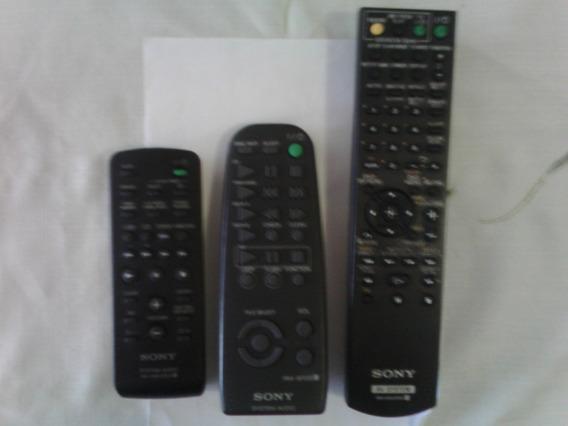 Control Remoto Sony Originales
