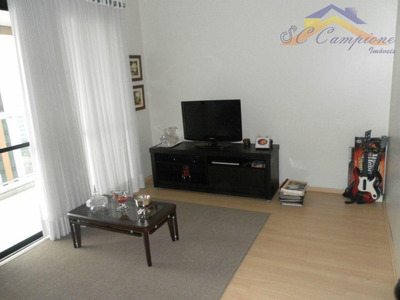 Apartamento Residencial Para Locação, Vila Mariana, São Paulo. - Ap0129