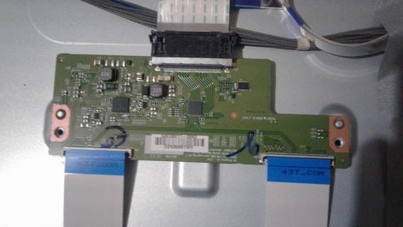 Placa T Con Lg 49lf5400