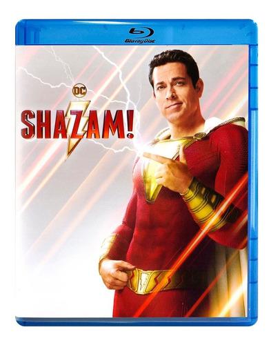 Shazam Dc Comics Pelicula Blu-ray