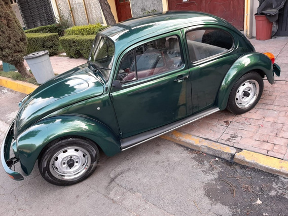 Vw Sedan Vochito Impecable 1 Dueño