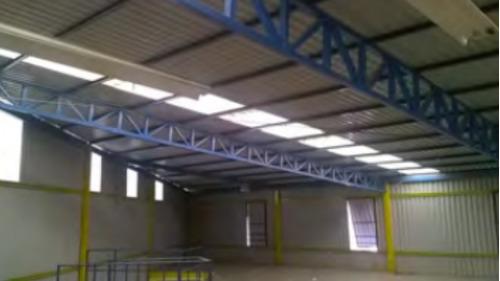 Imagen 1 de 5 de Terreno Con Fábrica De Dulces Y Bodegas En Jilotzingo