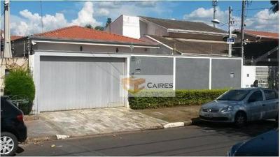 Casa Residencial À Venda, Vila Brandina, Campinas. - Ca1985