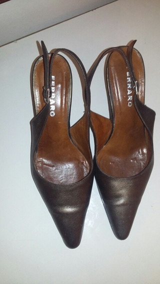 Zapatos( Usados 2 Veces.)n*35. 6 Cuotas Sin Interes