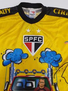 Camiseta Do São Paulo 1999 Goleiro Rogério Ceni Mito Original Penalty - Ts