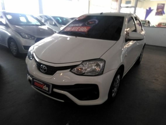Etios 1.5 Xs 16v Flex 4p Manual 59842km