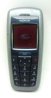 Nokia 2600c-2 Original Desbloq Funcionando Usado