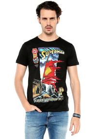 Playera Muerte De Superman Original
