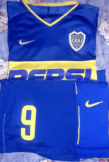 Camiseta De Boca 2003