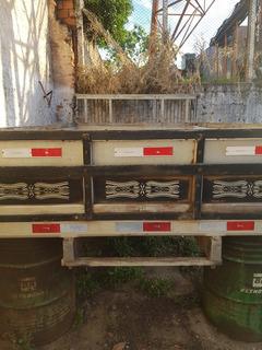 Carroceria Madeira Gmc 6150 F1000 D40