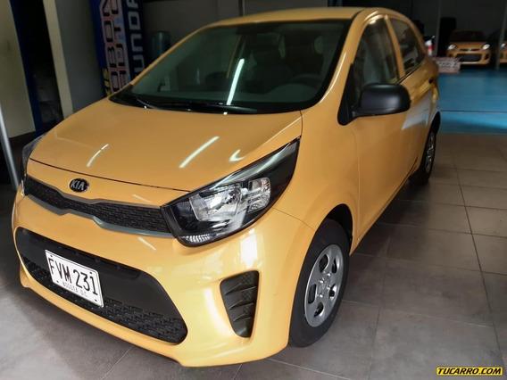 Taxis Picanto Ekotaxi Lx Año 2020