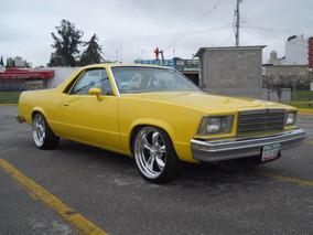 Chevrolet El Camino Ss Clásica, Mod. 1979, ¡¡de Colección!!