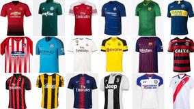 Camiseta Shorts Meião Esportivo Kit Completo - 20 Peças