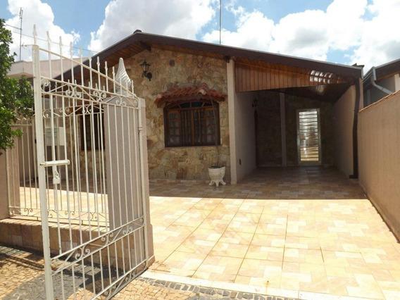 Casa Residencial À Venda, Vila Pompéia, Campinas. - Ca6110