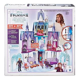 Castillo Frozen 2, Castillo Arandelle Frozen 2 Con Luces.