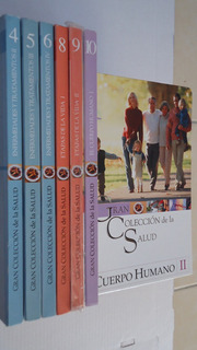 Enciclopedia De La Salud, 7 Tomos, (4,5,6,8,9,10,11)
