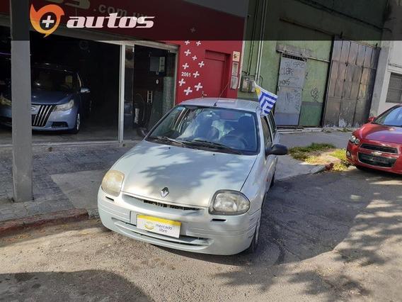 Renault Clio 2rn 1.6 Masautos 2000 Impecable!