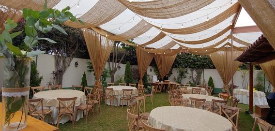 Casa En Alquiler Para Eventos En San Isidro