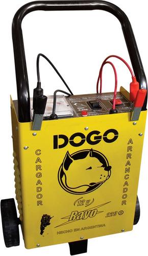 Imagen 1 de 2 de Cargadores De Bateria Dogo Rayo 12v