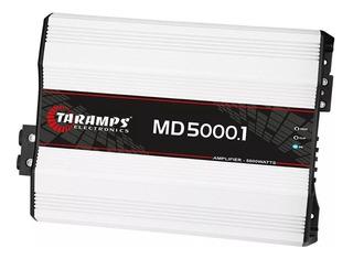 Módulo Amplificador Taramps Md 5000 1 Ohms Branca Full