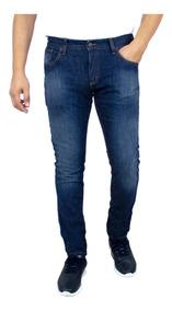 Jeans Breton Para Caballero Corte Entubado. Estilo Bjm029