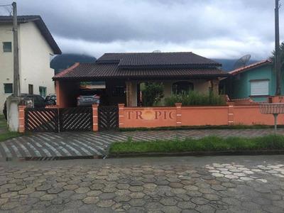 Casa Com 3 Dormitórios À Venda, 184 M² Por R$ 550.000 - Morada Praia - Bertioga/sp - Ca0342