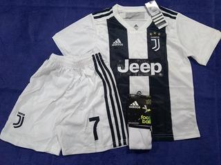 Kit Niño Juventus - Ronaldo 2019