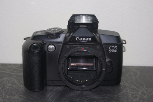 Camera Canon Analógica Igual Uma Nova Em 12 X Sem Juros