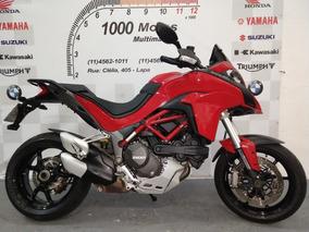 Ducati Multistrada 1200 S 2016 Otimo Estado Aceito Moto