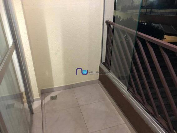 Apartamento Com 3 Dormitórios Para Alugar, 65 M² Por R$ /mês - Vila Formosa - São Paulo/sp - Ap3754