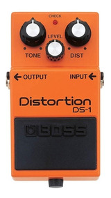 Pedal Boss Distortion Ds1 + Ótimo Estado + Nf