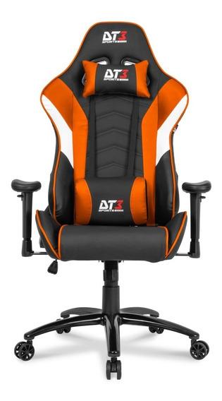 Cadeira Gamer Dt3 Sports Elise Orange 10636-6