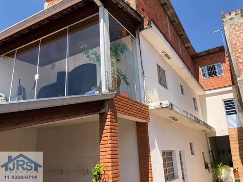 Sobrado Com 2 Dormitórios À Venda, 90 M² Por R$ 638.000,00 - Parque Viana - Barueri/sp - So0862