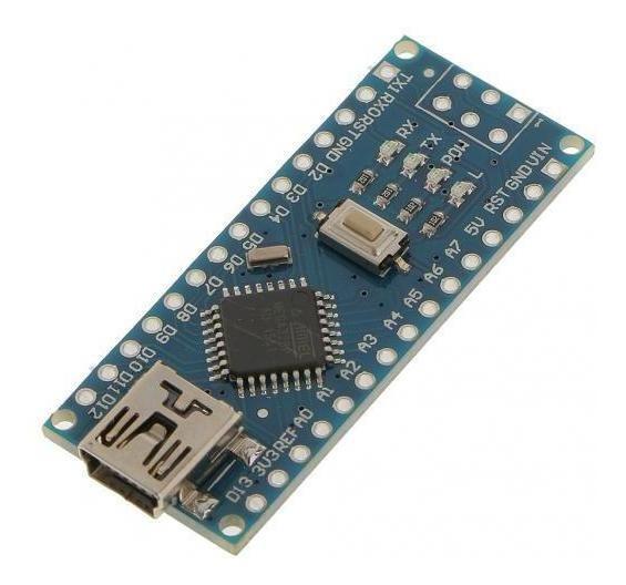 2 Pcs Nano V3.0 Atmega 328 P 5 V 16 M Mini Usb Micro Conselh