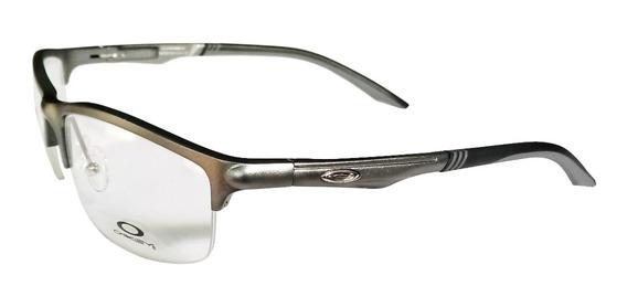 Armação De Óculos Em Alumínio Esportiva