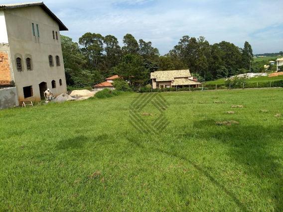 Terreno À Venda, 1000 M² Por R$ 150.000,00 - Condomínio Vale Do Lago - Sorocaba/sp - Te5066